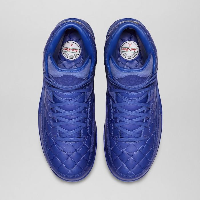 6526a9199062 Just Don x Air Jordan 2 - New Images