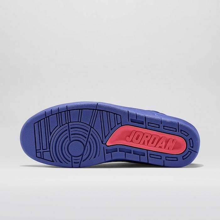 939ac2caf1c6 Air Jordan 2 Just Don Arctic Orange Infant Size 8C Toddler Pink Shoes