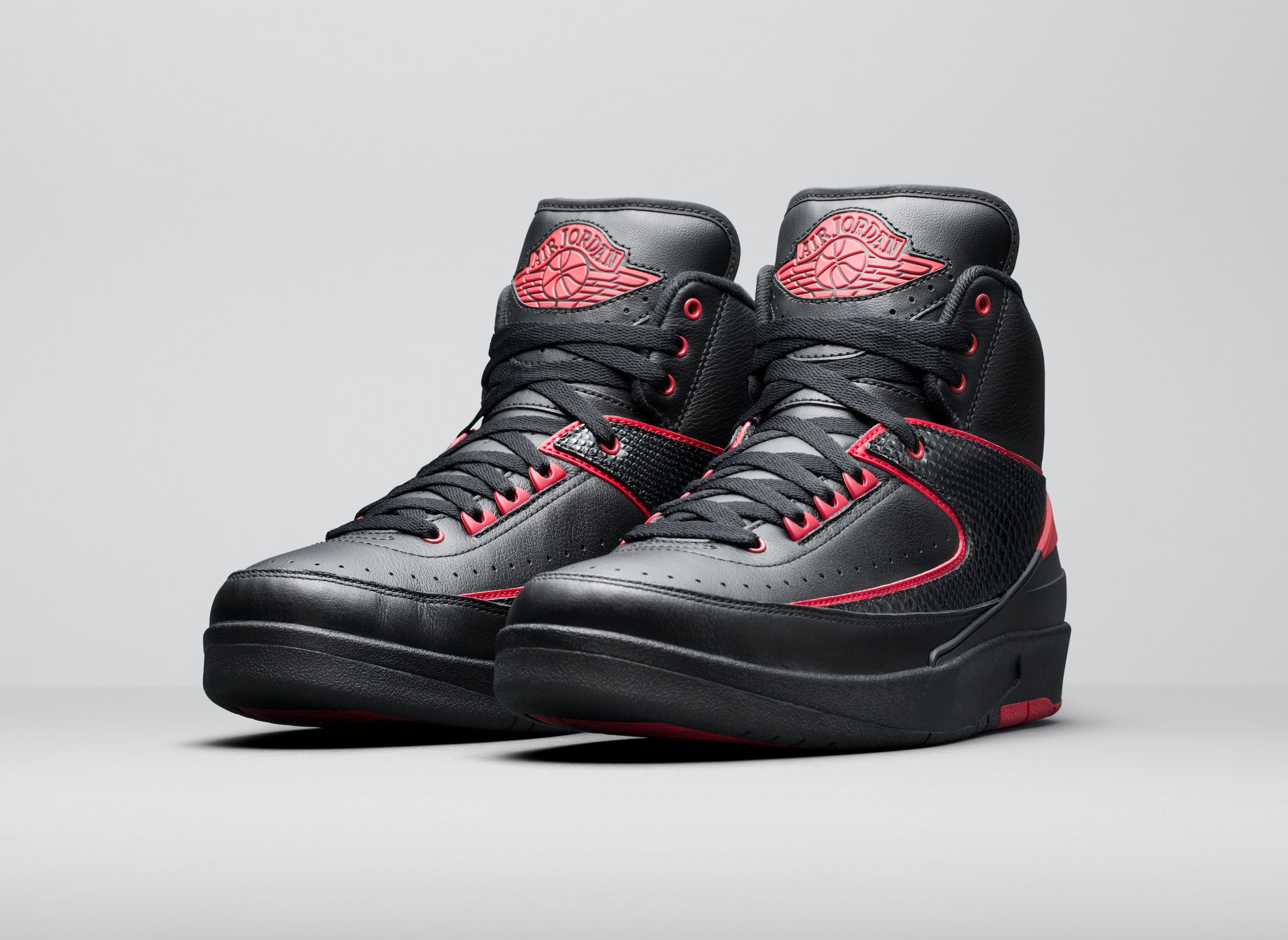 cd53452864e air jordan 2 alternate 87 release date. Air Jordan 2 (II) Retro Color: Black/Gym  Red-Black Style: 834274-001