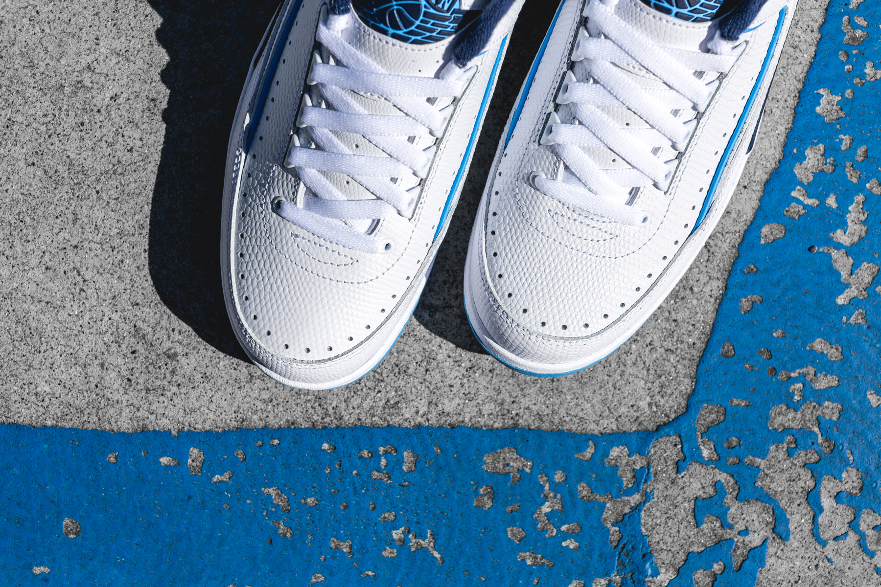 de23f03c1ac Air Jordan 2 Retro Low UNC - Air 23 - Air Jordan Release Dates ...