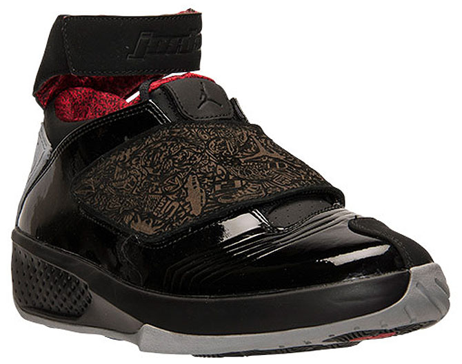 new style ad8f9 480e2 Air Jordan 20 (XX) Retro Color  Black Stealth-Varsity Red Style  310455-002.  Release  03 14 2015. Price   220.00