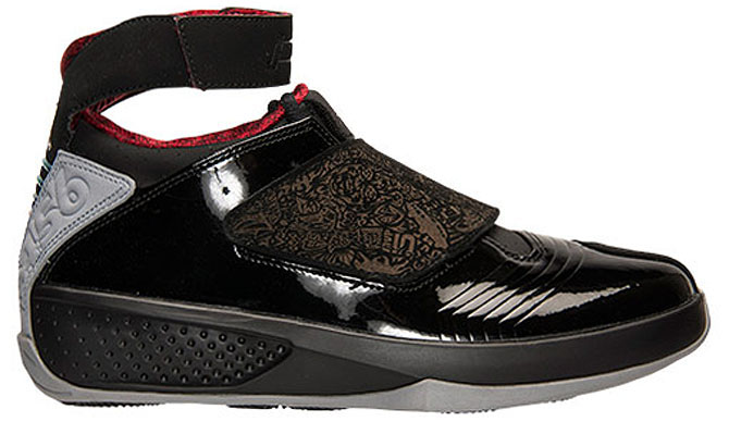 new style 5663a 2c6db Air Jordan 20 (XX) Retro Color  Black Stealth-Varsity Red Style  310455-002.  Release  03 14 2015. Price   220.00