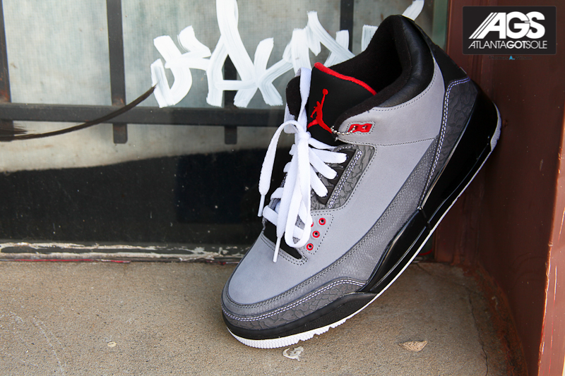 559d24f9748 Air Jordan III Retro Stealth - Another Look - Air 23 - Air Jordan ...