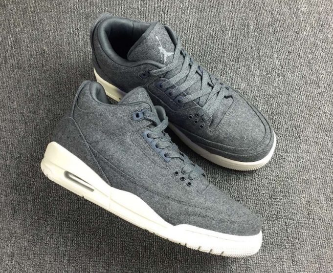 Air Jordan 3 Wool Releasing in December - Air 23 - Air Jordan ... 1cd96686d