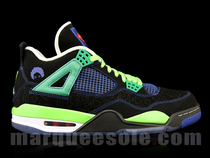 promo code 21a02 577ae Air Jordan IV Retro Doernbecher – Official Pics