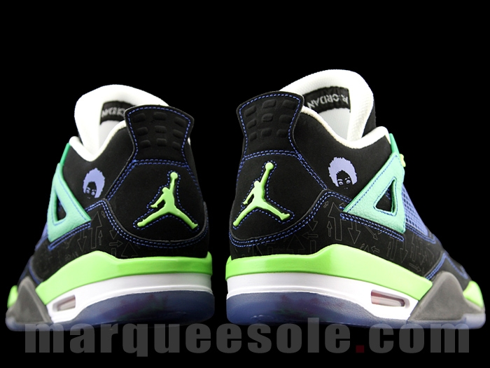 b09937d692c0 Air Jordan IV Retro Doernbecher - Official Pics