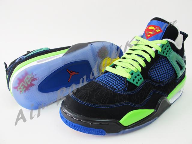 sports shoes 53a18 ab984 Air Jordan IV Retro Doernbecher - First Look