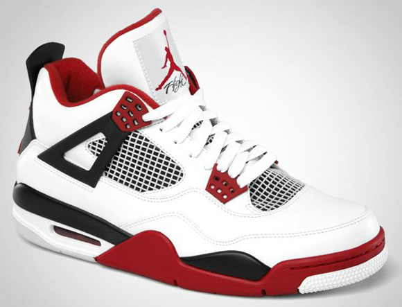 timeless design 08d35 9fe5b 2006 Nike Air Jordan 4 IV Retro Fire Red Mars Blackmon Spike Lee size 9.5