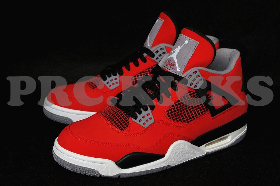"new product ee482 4aa4f Nike Air Jordan 5 Retro DMP ""Raging Bull"" Style   136027-601 Size 10 5s 5 s"