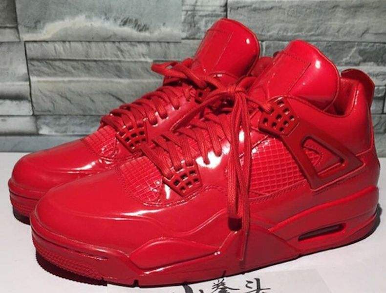 detailing 69a78 fa4ae Air Jordan 11Lab4 Color  Gym Red Gym Red Style  719864-600