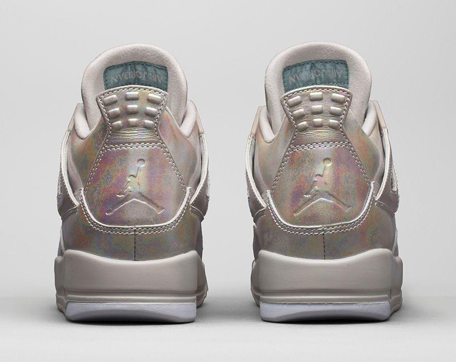 859b8a4ae858 Girls  Air Jordan 4 (IV) Retro 30th Anniversary