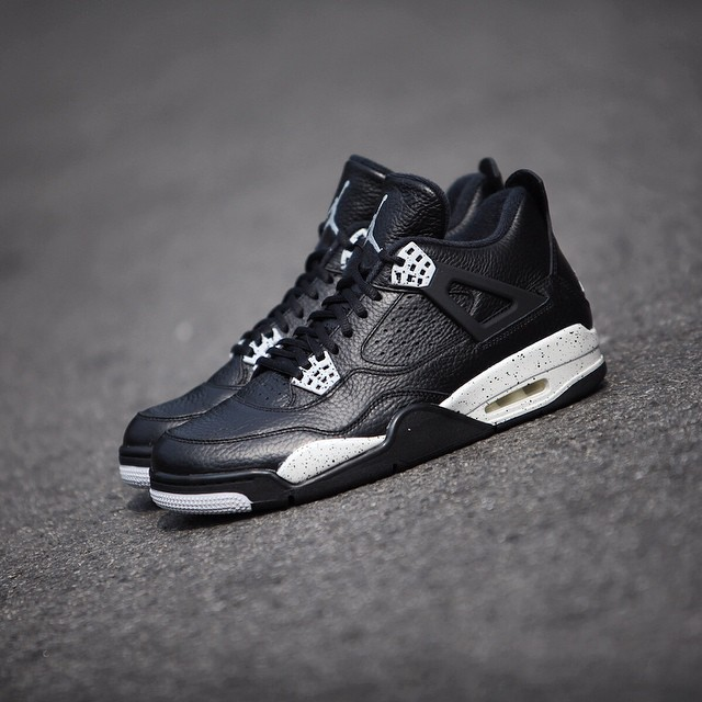 air jordan 4 retro oreo ebay login