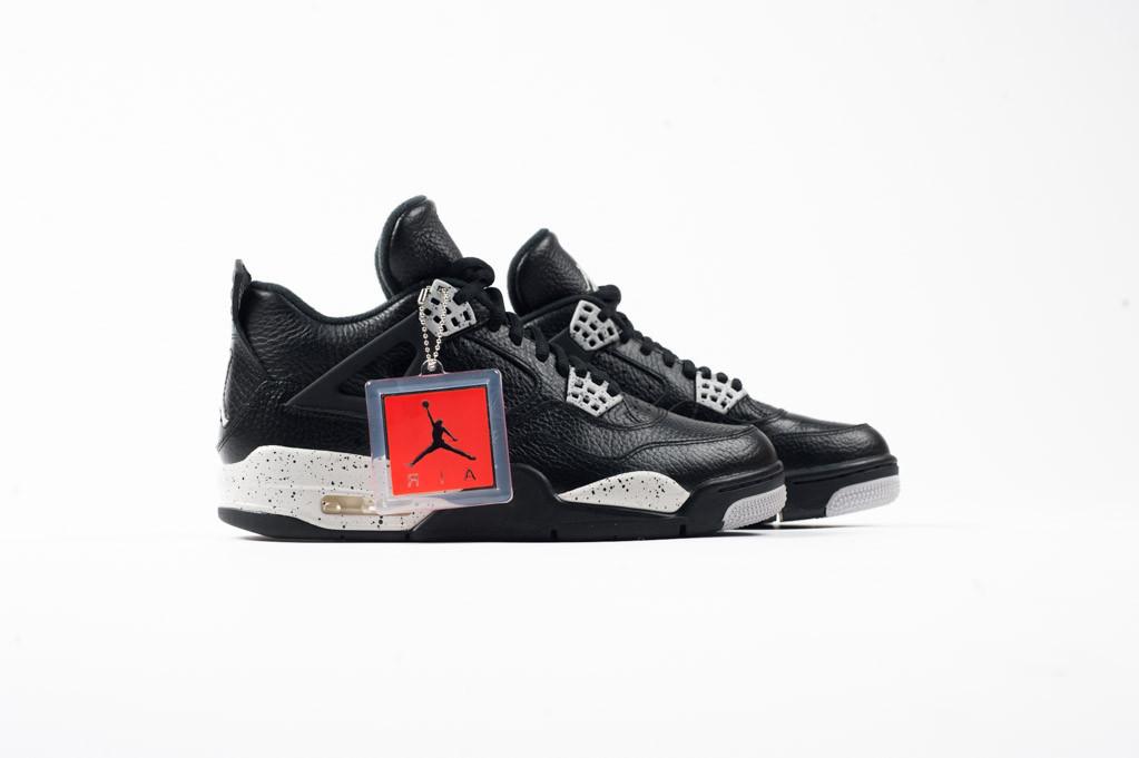 "huge discount e0406 3f0dd Reminder  Air Jordan IV Retro ""Oreo"" Releasing"
