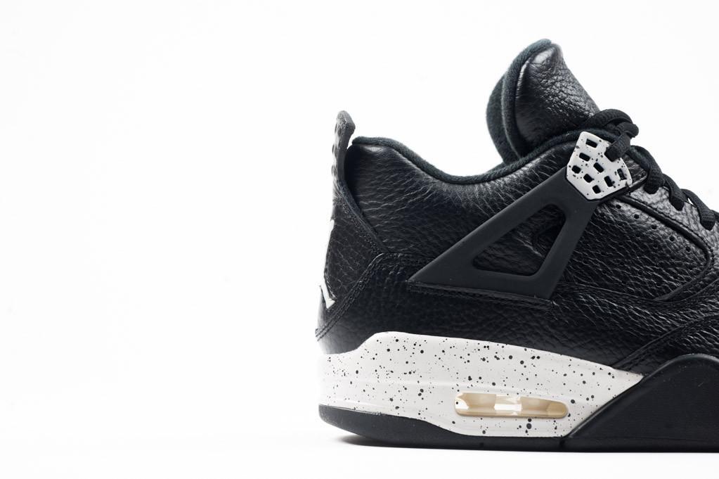 770f617a841c Air Jordan 4 (IV) Retro Color  Black Tech Grey-Black Style  314254-003.  Release  02 21 2015. Price   190.00