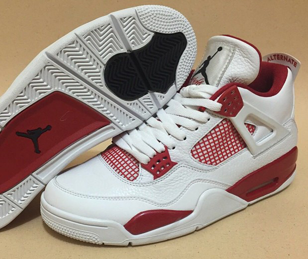 air jordan 4 retro fire red uknowm