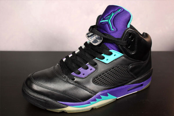outlet store 1b690 6467d Jordan Brand, if you re reading this, make these happen. NOW. Nike Air  Jordan Retro 5 V Black Grape ...