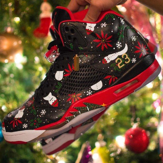 Michael Jordan Sweater Shoes