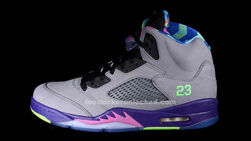 champs bel air 5s jordan