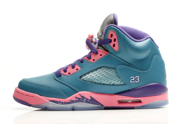 new styles c89a7 e9b5c Reminder: Air Jordan 5 (V) Retro GS