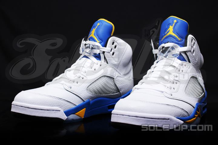 more photos 59180 92417 Air Jordan V (5) Retro Laney 2013 - First Look