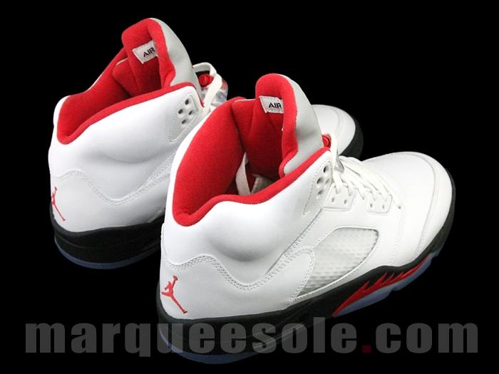 pretty nice f6955 35a0d 2017 DS Nike Air Jordan 5 V Retro Camo Dark Stucco Fire Red 3M 136027-051  Size