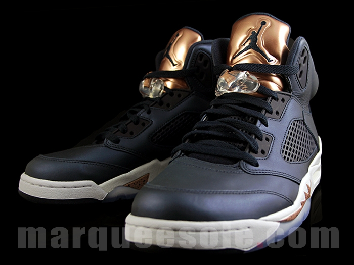 sports shoes 54913 40e61 air jordan v retro bronze