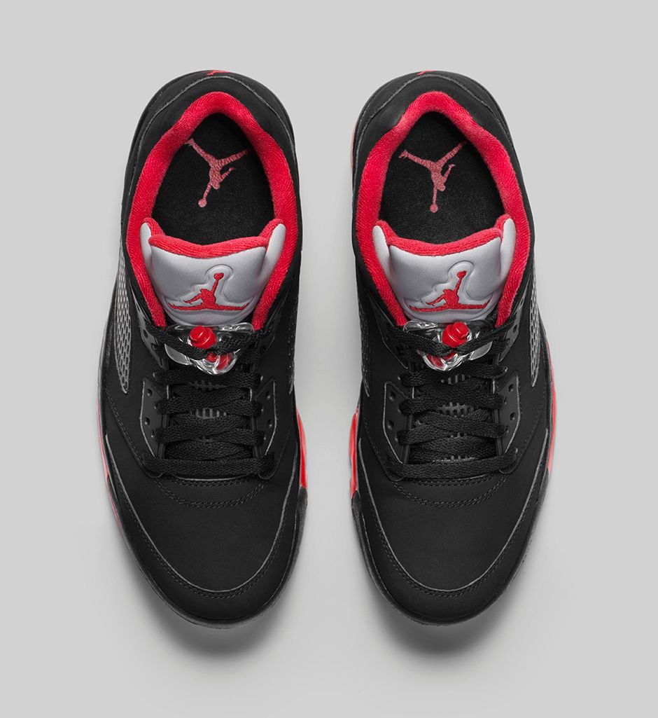 brand new 96090 09971 air jordan 5 retro low alternate. NIKE AIR JORDAN 5 RETRO V LOW Alternate  90 BRED 819171-001 Size 9