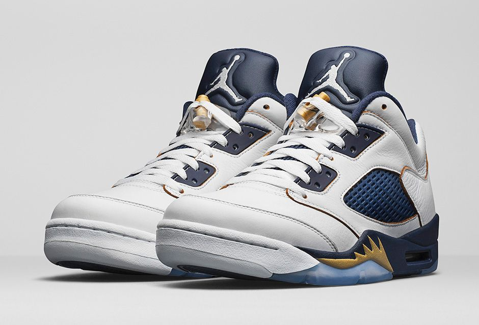 6dfc47724591 Air Jordan 5 Retro Low Dunk From Above - Official Images - Air 23 ...