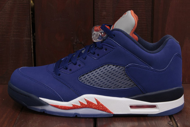 info for 1148a 0ec9b air jordan 5 low knicks