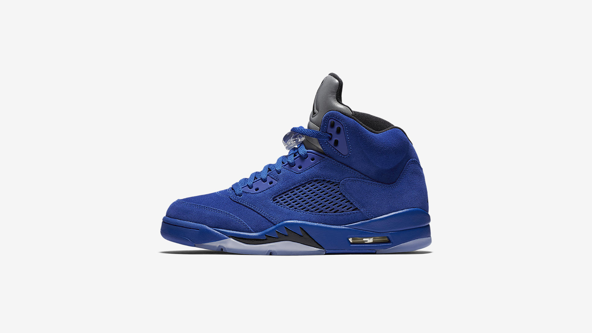 Air Jordan 5 (V) Retro Color  Game Royal Game Royal-Black Style   136027-401. Release Date  09 30 2017. Price   190.00. air jordan v flight  suit ... 3fa3c0ef1