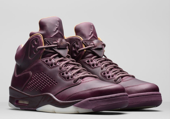 Air Jordan 5 Premium Bordeaux (Wine)