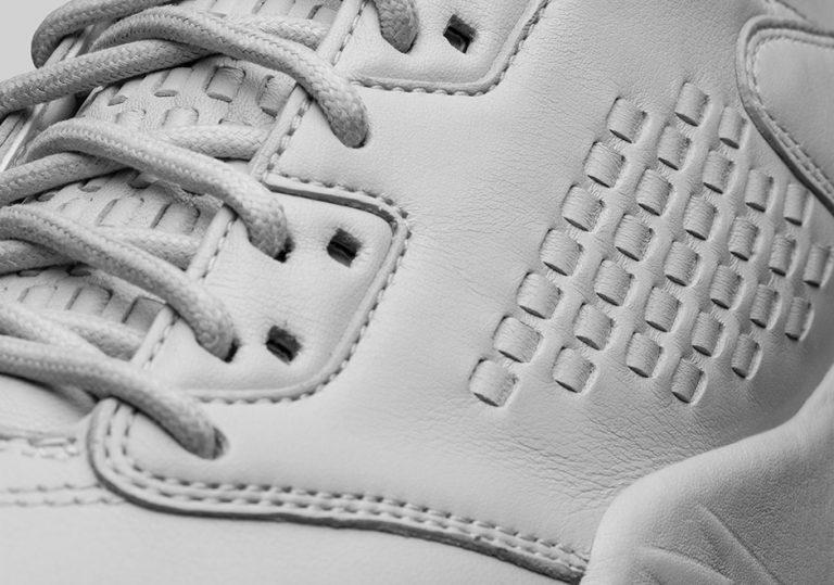 new concept d1c71 19f73 Nike Air Jordan V 5 Pinnacle Premium Black size 8. 881432-010. Leather.