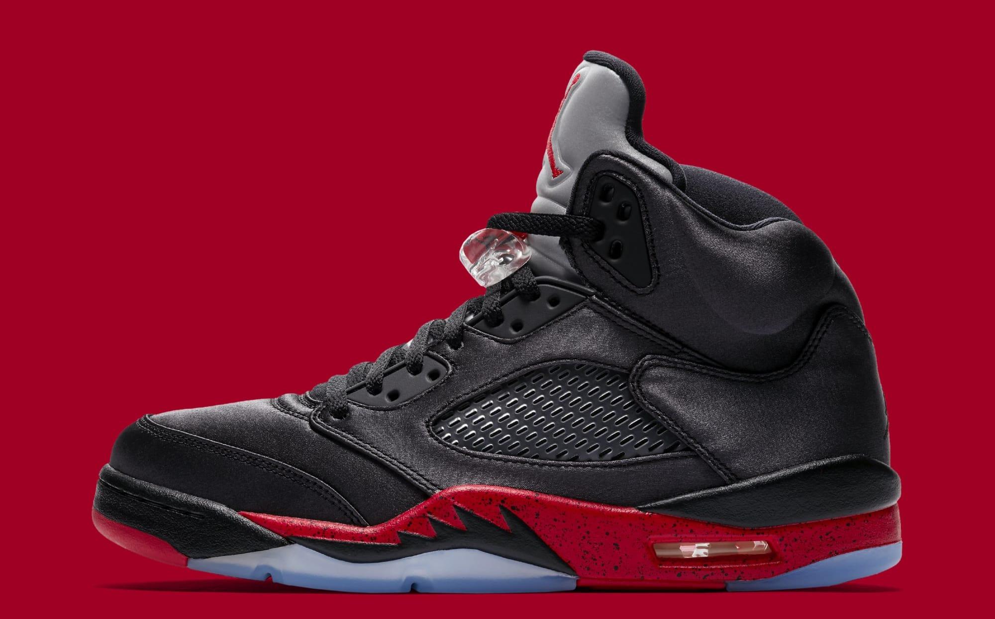 "Air Jordan 5 Retro ""Bred"" Detailed Photos, Release Date"