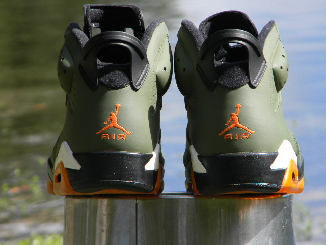 Online Cheap Nike Air Jordan 6 Cheap sale No Losses Custom  290d753ff