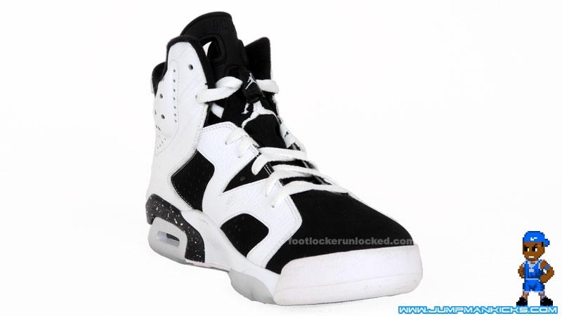 8aae8a5c74bdb1 Air Jordan VI Retro White Black Releases 3 20 2010 - Air 23 - Air ...