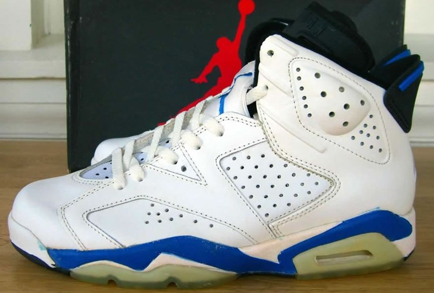 1e022eaf44ab Rumor  Air Jordan 6 (VI) Sport Blue (September Blue) to Return in 2014