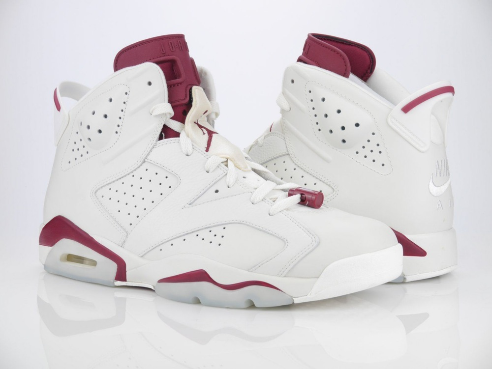 "448cb7c80a8b Release Date and More images of the Air Jordan 6 ""Maroon"""