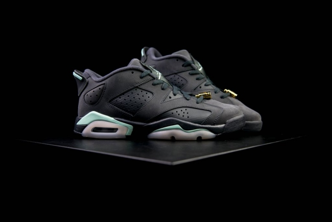 air jordan 6 low mint foam