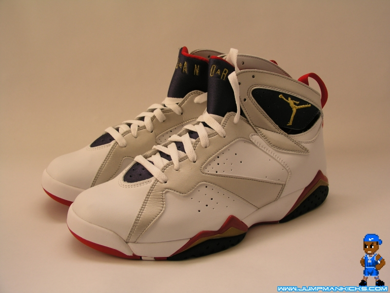 air jordan 7 retro olympic 2016