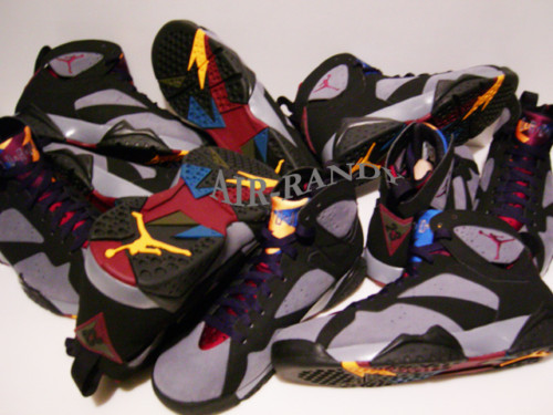 the latest 5450e 90346 The Black Bordeaux Air Jordan VII releases on 4 16 2011. Pics from Air  Randy.