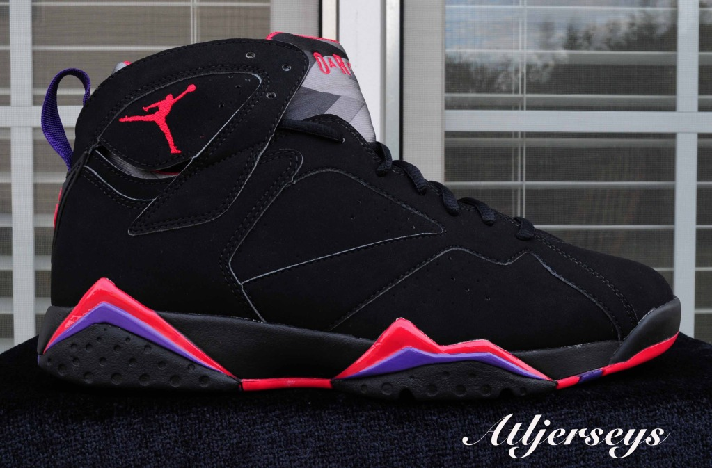 "the latest 158c2 2485a Air Jordan VII Retro ""Charcoal"" – New Images"