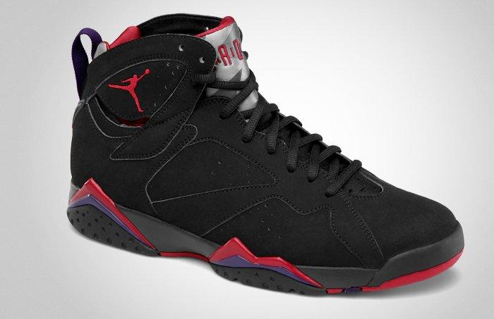 0b7c57d70b3f Air Jordan 7 (VII) Retro Color  Black True Red-Dark Charcoal-Club Purple  Style  304775-018. Release  09 01 2012. Price   160.00