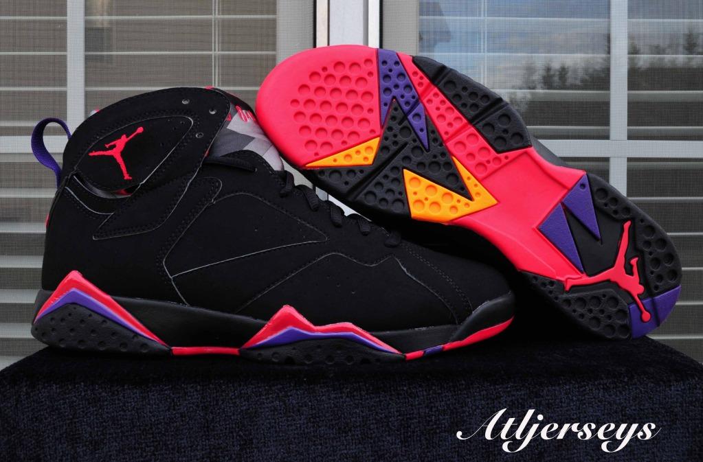 new product 88da2 d2eb8 Nike Air Jordan Retro VII Raptor 7 s