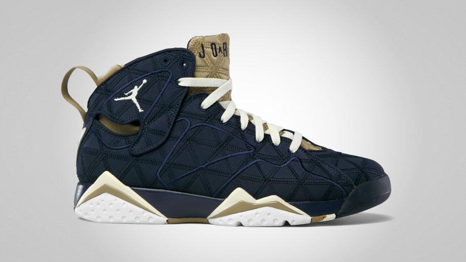 996d62e7f4e33d Air Jordan 7 (VII) Retro Color  Obsidian Natural-Filbert-White Style  543560 -415. Release  08 04 2012. Price   175.00. Clean Nike ...