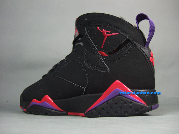 """5fc2ba63102414 The Air Jordan 7 Retro """"Raptor"""" is planned for a September 2012 release"""