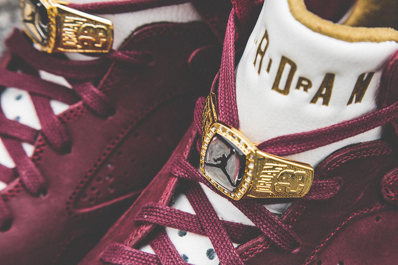 quality design a1cef d2368 2015 Nike Air Jordan 7 Retro C C Cigar Championship Champagne Size 12  725093 630