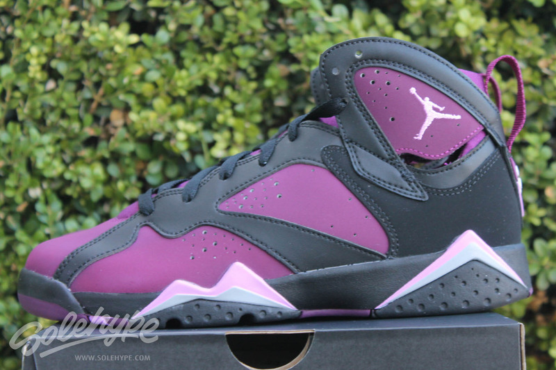 f3b97df4f43bdb Air Jordan 7 Retro Mulberry Release Date - Air 23 - Air Jordan ...