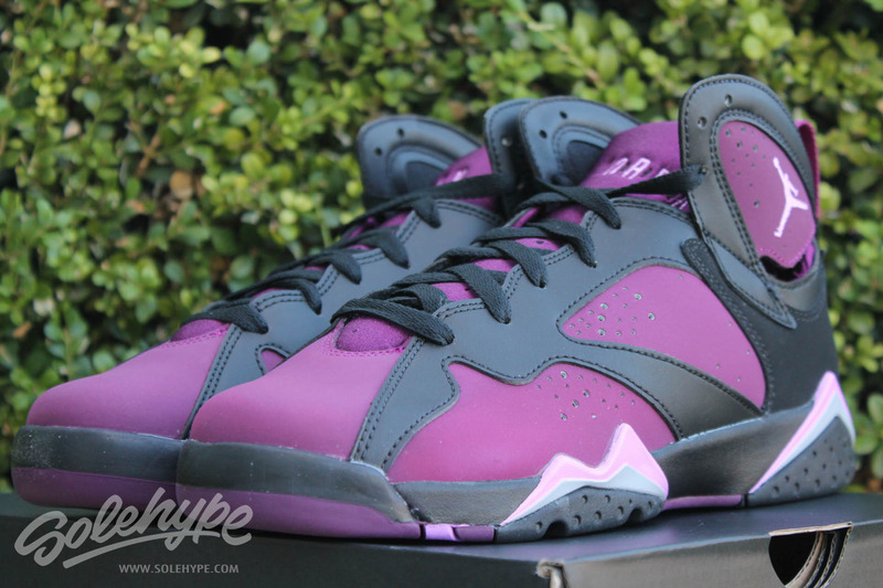 reputable site 09140 b0349 air jordan 7 retro mulberry release date