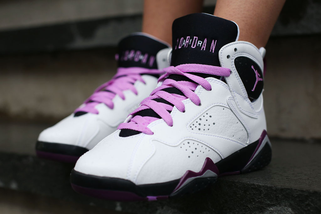 a4f2a14c4195 Air Jordan 7 Girls