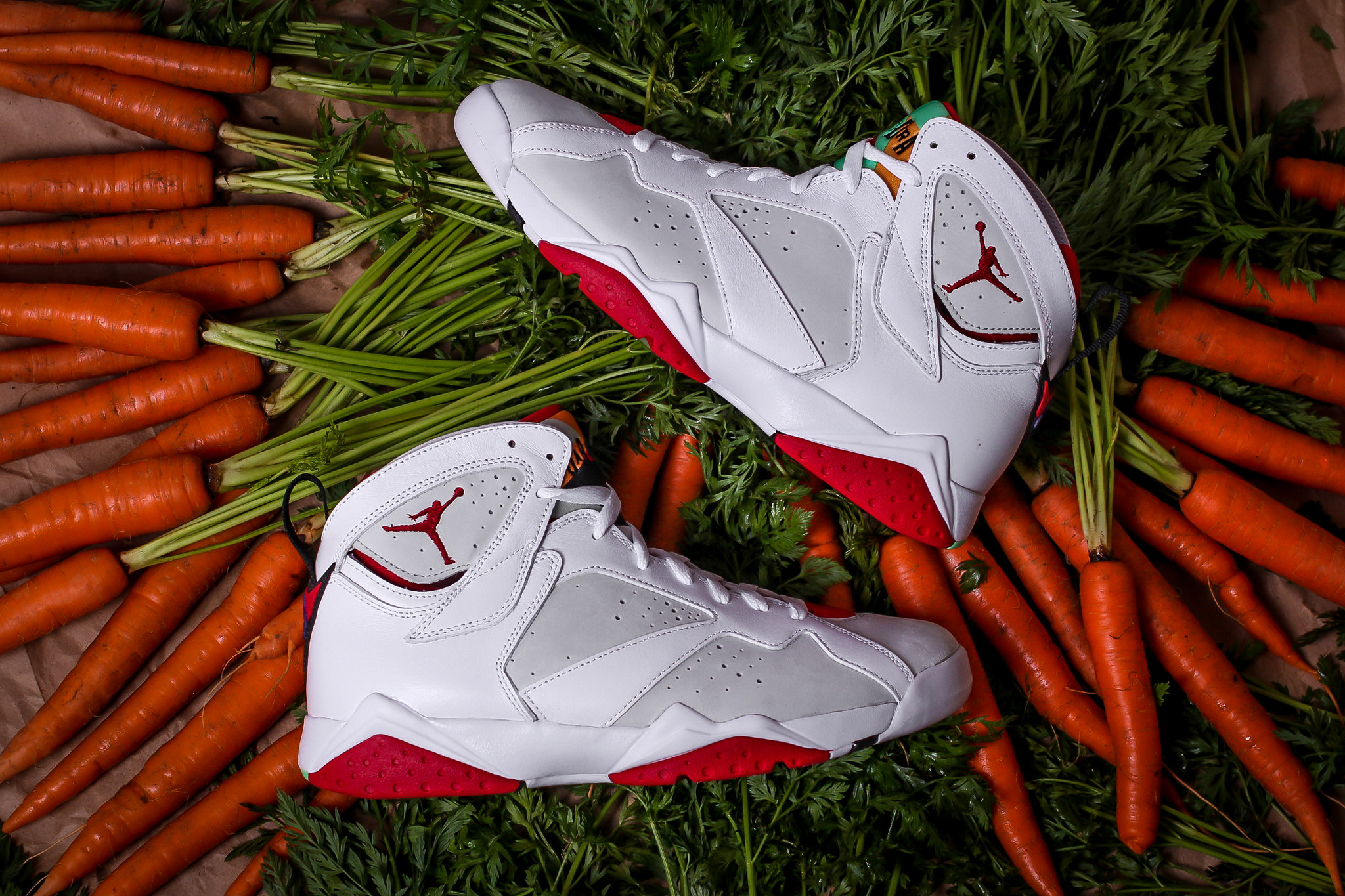 cbab6d7ed401b0 Air Jordan 7 (VII) Retro Color  White Light Silver-True Red Style   304775-125. Release  05 16 2015. Price   190.00